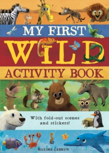 My First Wild Activity Book, Paperback Book