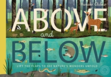 Above and Below, Paperback Book