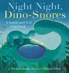 Night Night Dino-Snores, Novelty book Book