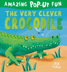 The Very Clever Crocodile, Novelty book Book