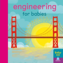 Engineering for Babies, Board book Book