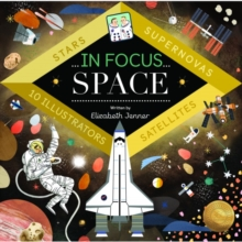 In Focus Space, Hardback Book