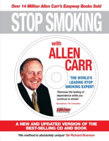 Stop Smoking with Allen Carr, Hardback Book