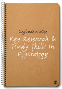 Key Research and Study Skills in Psychology, Paperback / softback Book