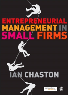 Entrepreneurial Management in Small Firms, Paperback Book