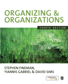 Organizing & Organizations, Paperback Book