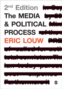 The Media and Political Process, Paperback / softback Book