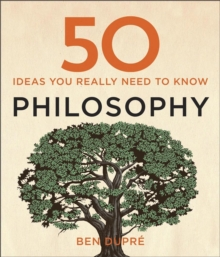 50 Philosophy Ideas You Really Need to Know, Hardback Book