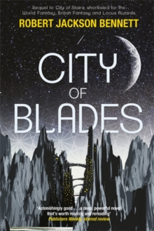 City of Blades : The Divine Cities Book 2, Paperback / softback Book