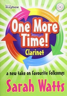 ONE MORE TIME CLARINET, Paperback Book
