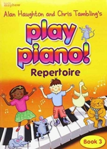 PLAY PIANO 3 REPERTOIRE, Paperback Book