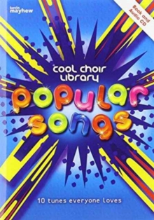 COOL CHOIR LIBRARY POPULAR SONGS, Paperback Book