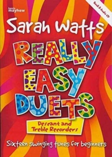 REALLY EASY DUETS RECORDER DUETS, Paperback Book