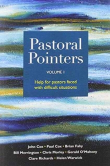 PASTORAL POINTERS VOLUME 1, Paperback Book