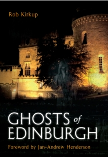 Ghosts of Edinburgh, Paperback Book