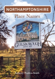 Northamptonshire Place Names, Paperback Book