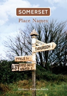 Somerset Place Names, Paperback Book