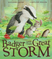 Badger and the Great Storm, Hardback Book