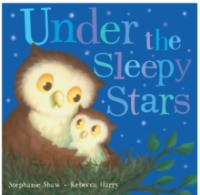 Under the Sleepy Stars, Board book Book