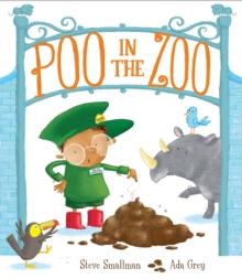 Poo in the Zoo, Paperback / softback Book
