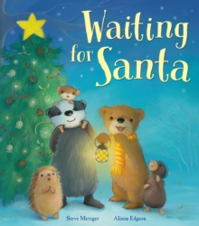 Waiting for Santa, Paperback Book