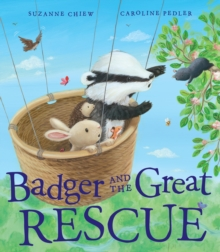 Badger and the Great Rescue, Hardback Book