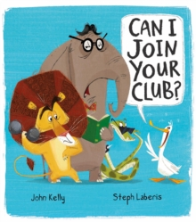 Can I Join Your Club?, Paperback / softback Book