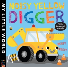 Noisy Yellow Digger, Novelty book Book