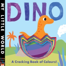 Dino : A Cracking Book of Colours, Novelty book Book