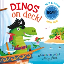Dinos on Deck, Novelty book Book