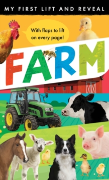 My First Lift and Reveal: Farm, Novelty book Book