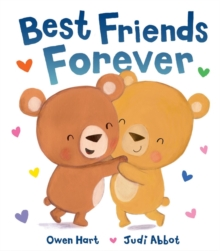 Best Friends Forever, Hardback Book