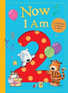 Now I Am 2, Board book Book