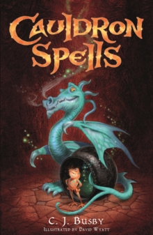Cauldron Spells, Paperback Book