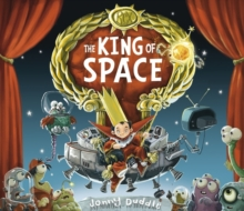The King of Space, Hardback Book