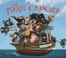 The Pirate Cruncher, Paperback Book
