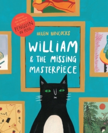 William and the Missing Masterpiece, Hardback Book