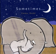 Sometimes..., Board book Book