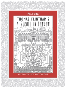 Pictura: A Stroll in London, Paperback / softback Book