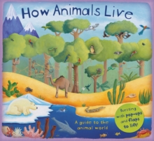 How Animals Live, Hardback Book