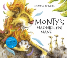 Monty's Magnificent Mane, Paperback / softback Book