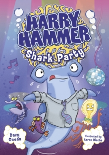 Shark Party, Paperback Book