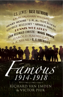 Famous : 1914-1918, Paperback / softback Book