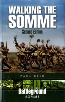 Walking the Somme, Paperback / softback Book