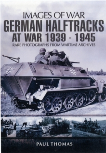 German Halftracks at War 1939-1945, Paperback Book