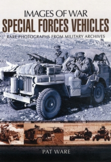 Special Forces Vehicles, Paperback Book