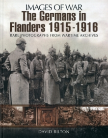 The Germans in Flanders 1915-16, Paperback / softback Book
