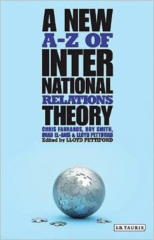 A New A-Z of International Relations Theory, Paperback Book
