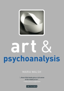 Art and Psychoanalysis, Paperback Book