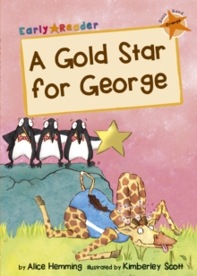 A Gold Star for George (Orange Early Reader), Paperback / softback Book